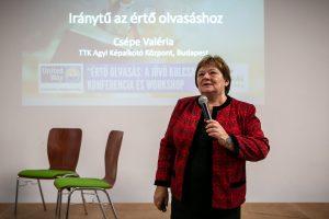 Csépe Valéria, Értő olvasás: A jövő kulcsa!