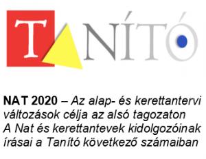 Nat 2020 a Tanító folyóiratban